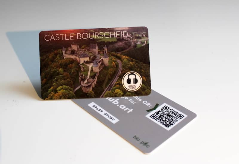Nubart audioguide Castle Bourscheid