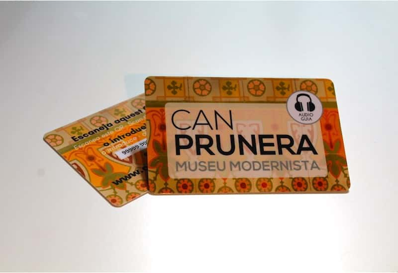 Audioguide for the Temporary Exhibition in Museu Can Prunera in Sóller (Mallorca)
