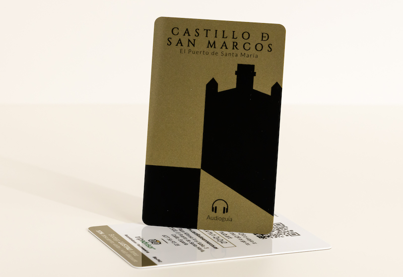 Audioguide for Castillo de San Marcos, Cádiz