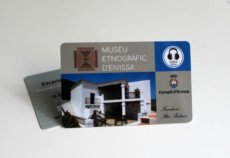 Audioguide for the Ethnographic Museum Ibiza