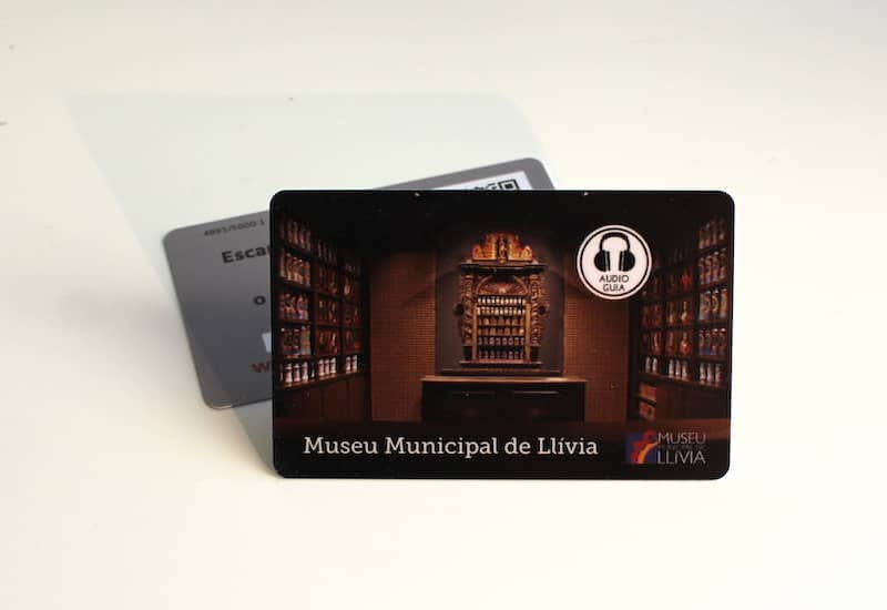 Audioguide for the Museu Municipal de Llívia