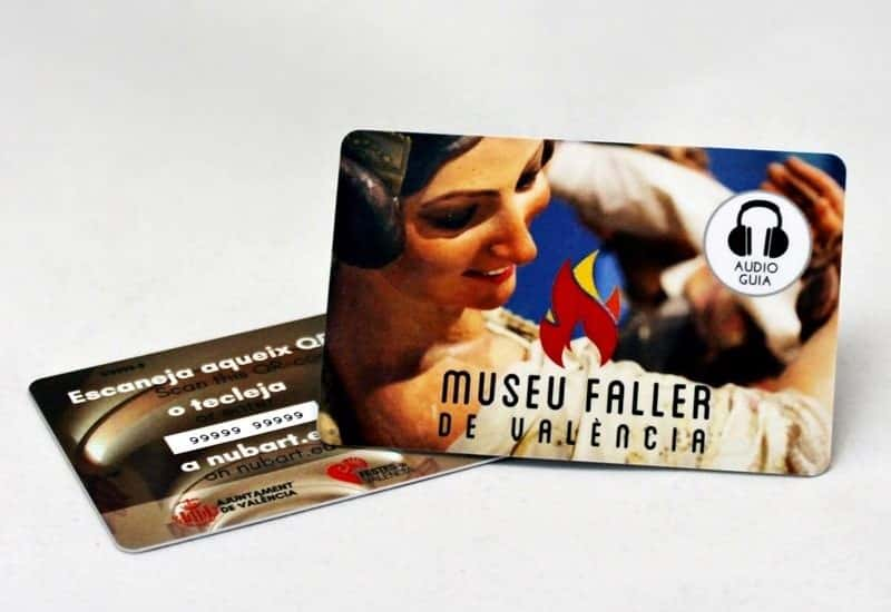 Audioguide for the Temporary Exhibition Museu Faller in Valencia