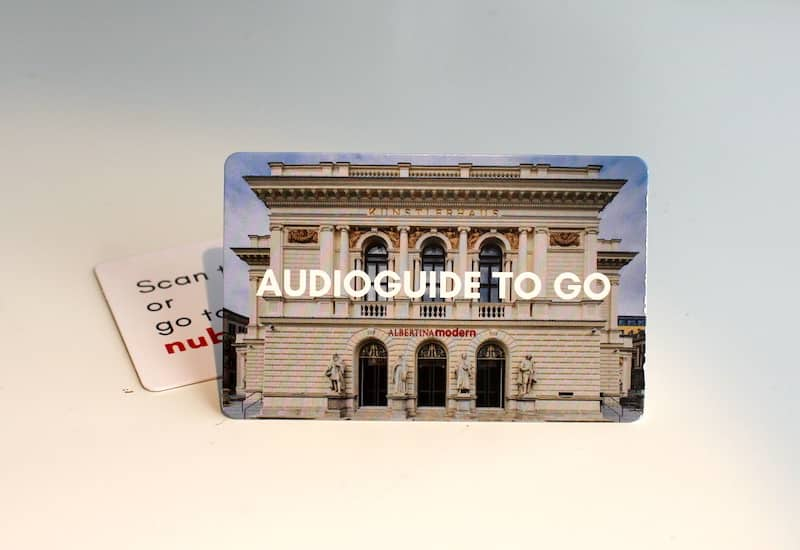 Audioguide for Permanent exhibition in der Albertina Modern (Wien)