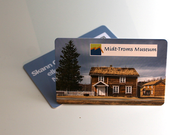 Audioguide für Mid-Troms Museum in Norwegen